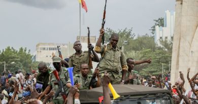 Military Coup In Mali: A Citizen one?